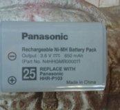 Aккумулятор Panasonic HHR P103 (A25)
