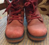 Ботинки зимние ортопедик