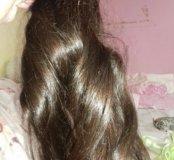 Волосы 50см (натуральные)торг