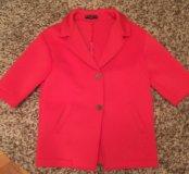 Шикарное итальянское пальто