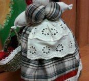 Кукла оберег Зерновушка
