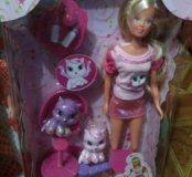 Новые куклы Штеффи.