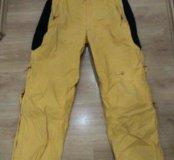 Сноуборд. / лыжные штаны Zeiner (50-52)