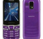 Телефон Maxvi k6