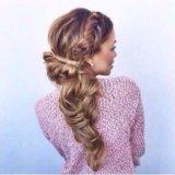 Прическа с косами 😍