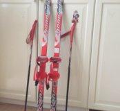 Детские лыжи Nordway, 120 см