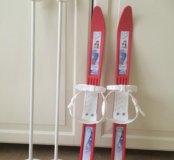 Детские лыжи, 65 см