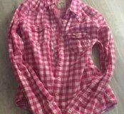 Holister рубашка
