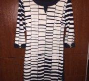 Платье новое !ткань 50% вискоза, 50% акрил