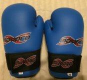 Перчатки ITF для тхэквондо