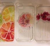 Чехлы для iPhone 5/5s/SE, новые