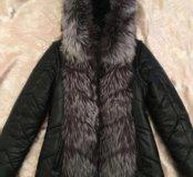 Новая зимняя женская куртка р48-50