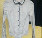 Рубашка-боди Befree женская 42-44 хлопок