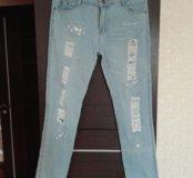 Новые джинсы бойфренда