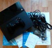 Продаю PlayStation 4 (ростест)