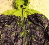 Куртка-ветровка на весну.
