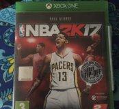 NBA2K17 на Xbox one