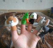 Детские игрушки, погремушка,кукольный театр