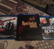 5 фильмов blu-ray