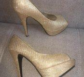 Золотые туфельки