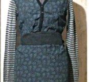 Платье cop.copine 36 размер(44-46)