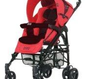 Детская коляска FD Design Primo Cherry black б/у