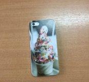 Чехол для iPhone 5 и 5S Мороженое