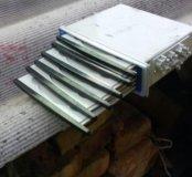 бокс под CD-диски, 1DIN, Заглушка магнитолы