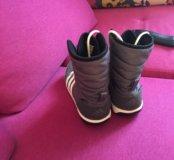 """Высокие кроссовки """"Adidas"""""""
