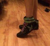 Ботинки кроссовки кеды