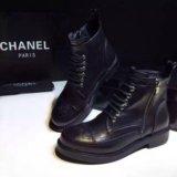 Ботинки Шанель