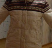 Куртка зимняя теплая.