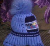 Новая Зимняя шапочка
