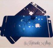 Защитное бронированное стекло iPhone 6 Plus 6s