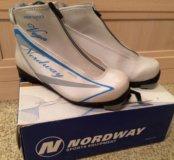 Лыжные ботинки Nordway, р.36