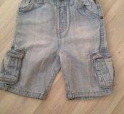 Шорты джинс на мальчика