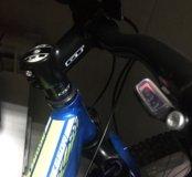 Велосипед agressor exspert GT