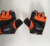 Перчатки, для спорта, жима,фитнес, спортивные