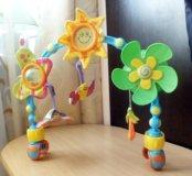 Дуга с подвесными игрушками