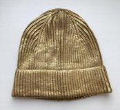 Продаю новую золотую шапку