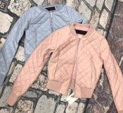 Куртки из ЭКО-кожи