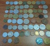 65 монет + 2 жетона