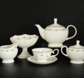 Чайный сервиз на 12 персон 30 предметов Royal