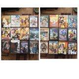 Продам кучу дисков с аниме
