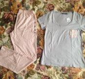 Новая пижама KIABI р.48