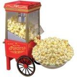 Аппарат для попкорна в ретро стиле