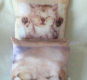 2 подушки