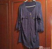 Туника платье большого размера