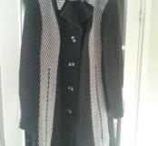 Новое женское демисезонное пальто