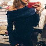 Теплый свитер,новый